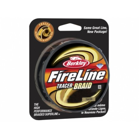 Berkley Fireline Tracer Braid 0,28