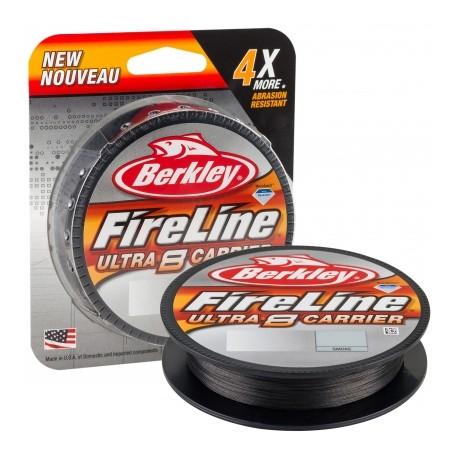 Berkley Fireline Ultra 8 Braid 150m Smoke 0,17mm