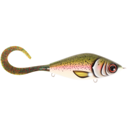 Strike Pro Guppie Jr 11 cm - Rainbow