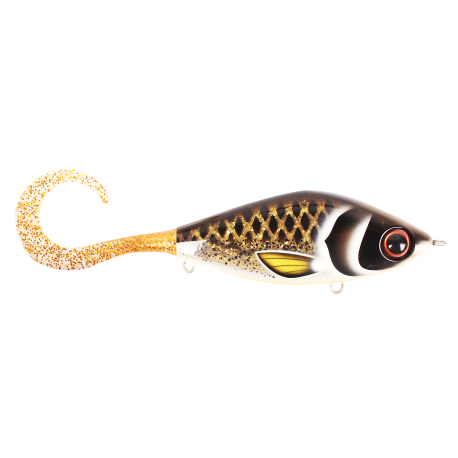 Strike Pro Guppie Jr 11 cm - Spotted Bullhead