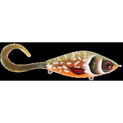 Strike Pro Guppie Jr 11 cm - Copper Pike