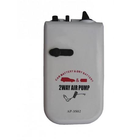 Syrepump wiggler med två hastigheter, 12V