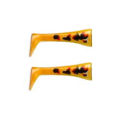 Rapala X-Rap Peto Extra Tails - Unreal Koi