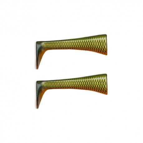 Rapala X-Rap Peto Extra Tails - Scaled Roach