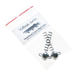 Wolfcreek Twisthead 2-pack - 25g