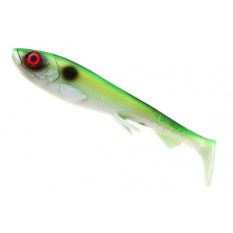 Wolfcreek Shad, 23cm 2-pack, Rugen Shad