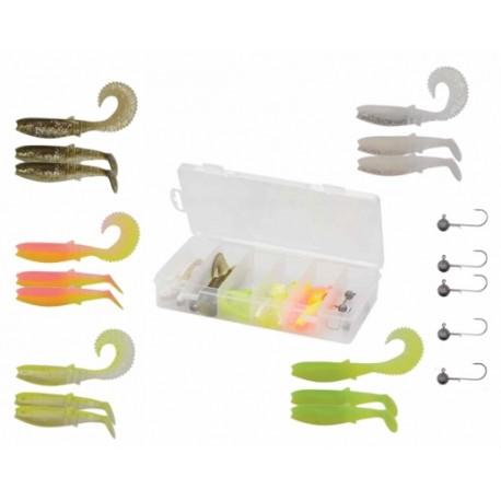 Savage Gear Cannibal Box Kit L 20pcs