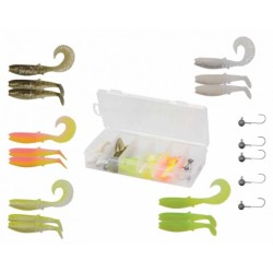 Savage Gear Cannibal Box Kit S 20pcs