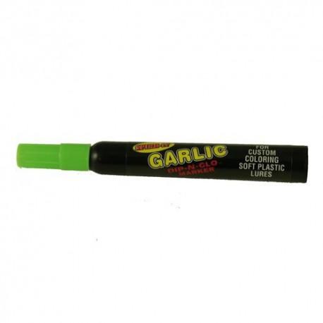 Jiggpenna Spike-it Garlic - Grön