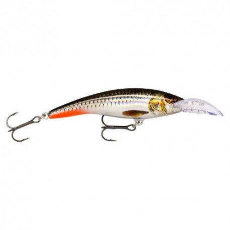 Rapala Scatter rap Tail Dancer - Live Hologram Roach