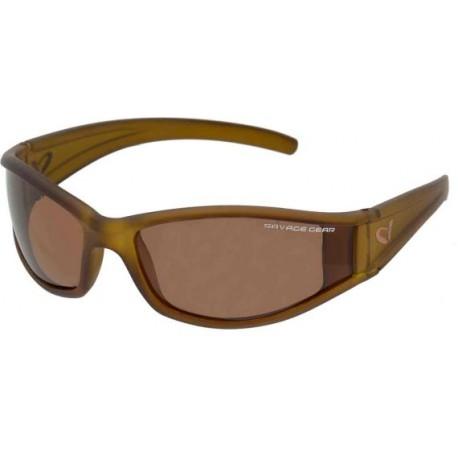 SG Slim Shades Floating Polarized Sunglasses - Amber