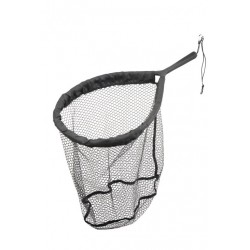 SG Pro Finezze Rubber Mesh Net L (46*56cm) Floating