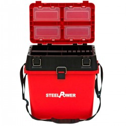 DAM STEELPOWER Seatbox DLX