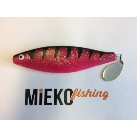 Mieko Predator Spinner Tail - Hail