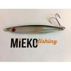 Mieko Pilk 400 gr - Svart/Silver