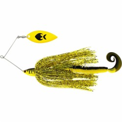 Westin Monster Vibe Willow 65 gr - Yellow Tiger