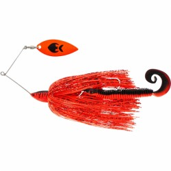 Westin Monster Vibe Willow 65 gr - Red Tiger