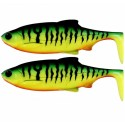 Westin Ricky the Roach Shadtail 10 cm - Firetiger 2-Pack