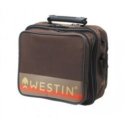 Westin W3 Rig Bag L Grizzly Brown/Black