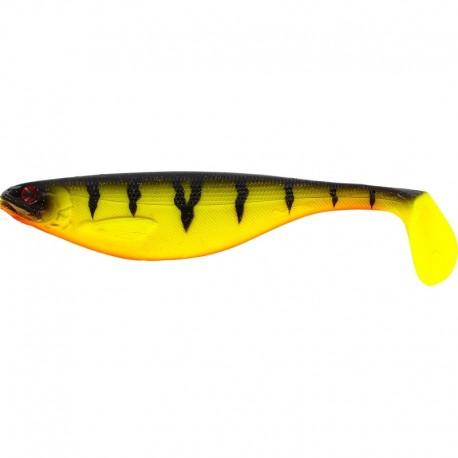 Westin Shad Teez 7 cm - Fire Perch 4-pack