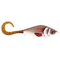 Guppie Jr SHALLOW 11 cm - Brown Shugga