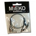 Mieko Gäddtafs 50 cm, 2-pack