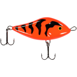 Salmo Slider 10 cm, Sjunkande - Red Tiger (RT)