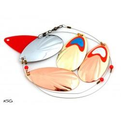 Långedrag I-Fish Lutor - KSG
