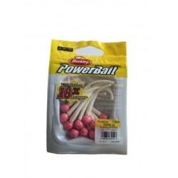 Powerbait Mice Tail - Bubblegum / White