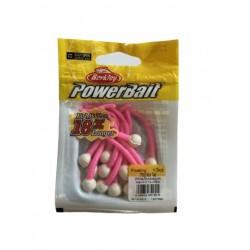 Powerbait Mice Tail - White / Bubblegum