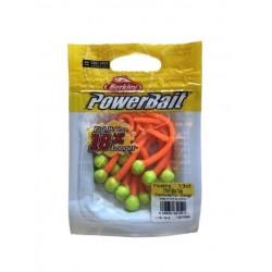 Powerbait Mice Tail - Chartreuse / Fluo Orange