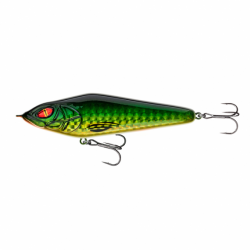 Daiwa Prorex Lazy Jerk 15,5cm Slow Sink - Green Flash