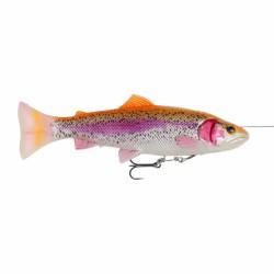 SG 4D Line Thru Pulsetail Trout 16cm SS - Albino Trout