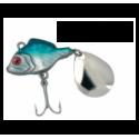 ASP Jiggin Spinner 10 gr - Blue/Black