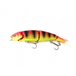 4Play Herring Swim and Jerk, 9,5 cm, golden ambulance