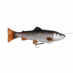 SG 4D Line Thru Pulsetail Trout 16cm SS - Chub