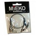 Mieko Gäddtafs 30 cm, 2-pack