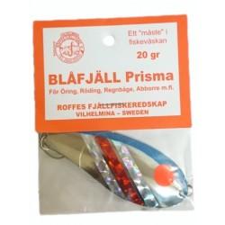 Roffes Blåfjäll Prisma 20 gr - Silver