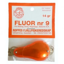Roffes Fluor nr.9 - Silver