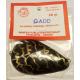 Roffes Gadd -Svart/Guld