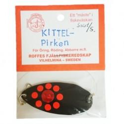 Roffes Kittelpirken 13 gr - Svart/Silver