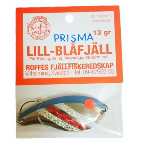 Roffes Lill-Blåfjäll Prisma 13 gr - Silver