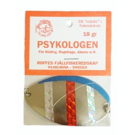 Roffes Psykologen - Silver