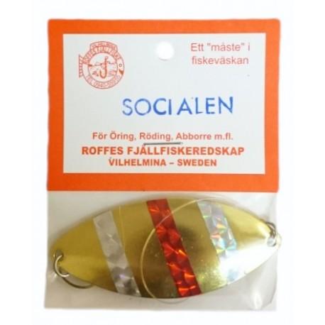 Roffes Socialen - Guld