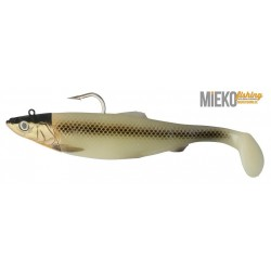 Savage Gear 3D Herring Big Shad 32 cm - Green Glow