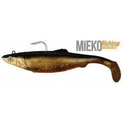 Savage Gear 3D Herring Big Shad 32 cm - Red Fish Gold