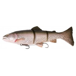 Savage Gear 3D Line Thru Trout 15 cm MS - Rainbow