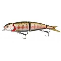 Savage Gear 4Play Herring Liplure 19 cm - Rainbow smolt