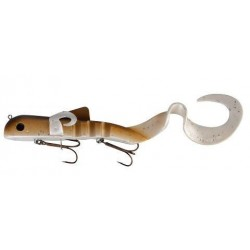 Savage Gear Alien Eel V2, 30 cm, olive pearl