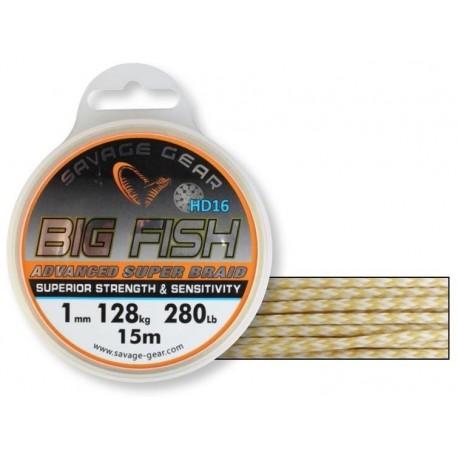 Savage Gear Big Fish HD16 Braid 1mm 15m